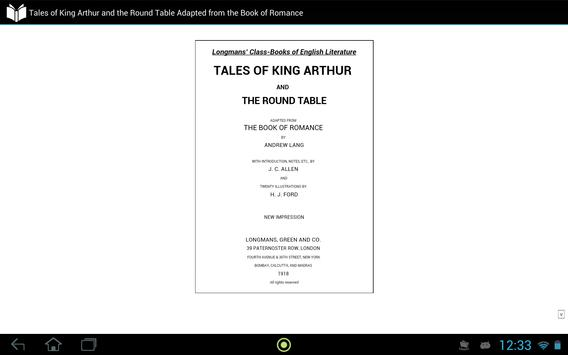 King Arthur and Round Table apk screenshot