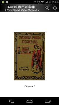 Stories from Dickens poster
