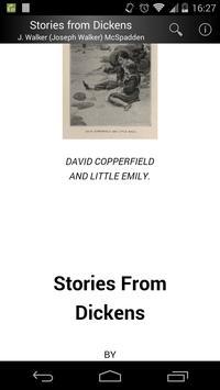 Stories from Dickens apk screenshot