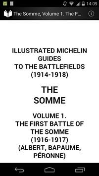 The Somme, Volume 1 poster