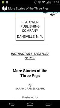 More Stories of the Three Pigs poster