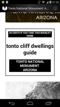 Tonto Cliff Dwellings Guide apk screenshot