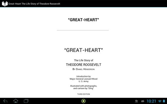 Great-Heart apk screenshot
