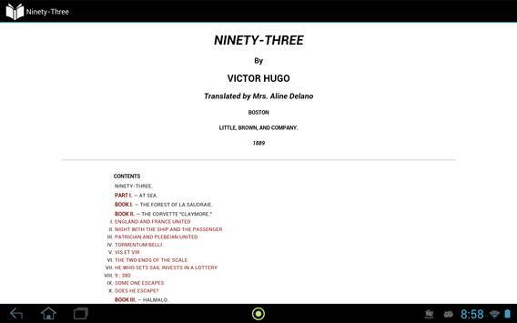 Ninety-Three apk screenshot