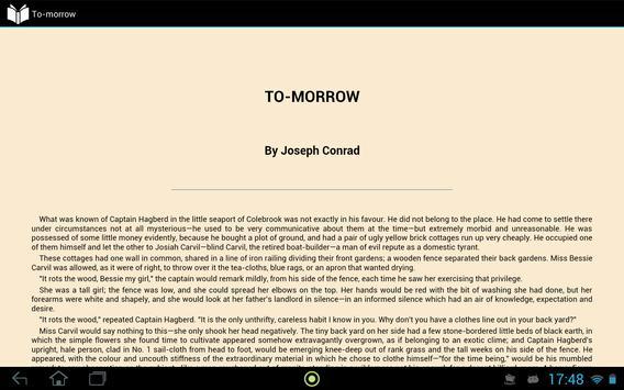 To-morrow apk screenshot