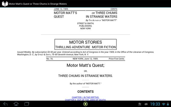 Motor Matt's Quest apk screenshot