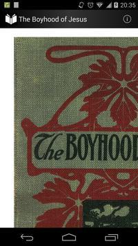 The Boyhood of Jesus poster