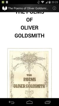 The Poems of Oliver Goldsmith apk screenshot