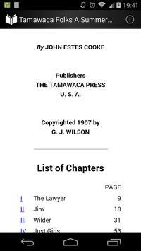 Tamawaca Folks apk screenshot