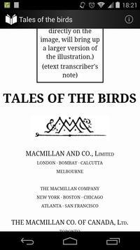 Tales of the birds apk screenshot