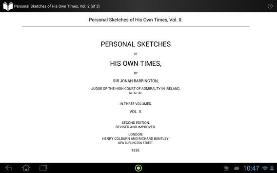 Personal Sketches, Vol. 2 apk screenshot