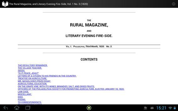 The Rural Magazine 1-3 apk screenshot