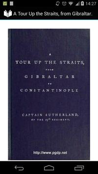 A Tour Up the Straits poster
