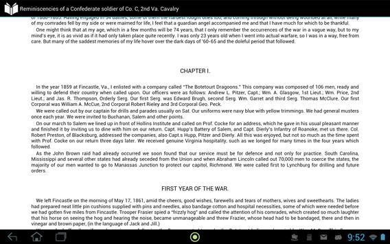 A Confederate soldier apk screenshot