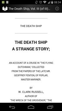 The Death Ship Vol. 3 poster