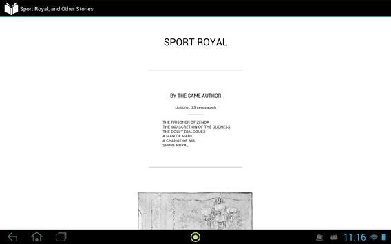 Sport Royal apk screenshot