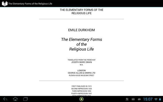 Elementary Religious Forms apk screenshot