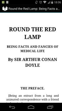 Round the Red Lamp poster