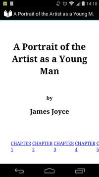 The Artist as a Young Man poster