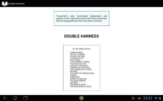 Double Harness apk screenshot