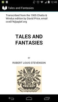 Tales and Fantasies poster
