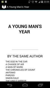 A Young Man's Year poster