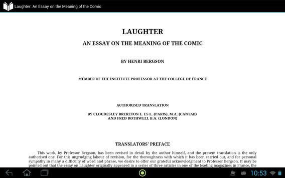 Laughter apk screenshot