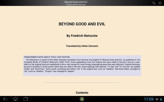 Beyond Good and Evil apk screenshot