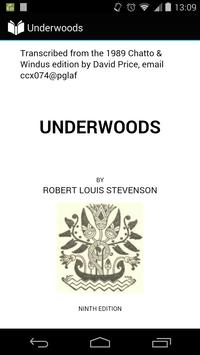 Underwoods poster