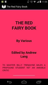 The Red Fairy Book poster