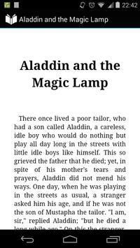 Aladdin and the Magic Lamp poster