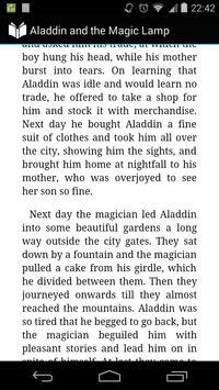 Aladdin and the Magic Lamp apk screenshot