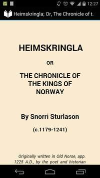 Heimskringla: Kings of Norway poster