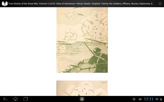True Stories of Great War 5 apk screenshot