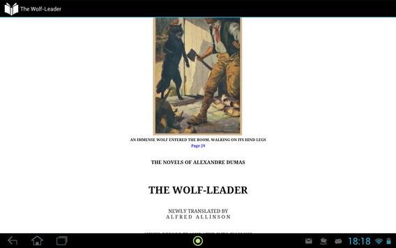The Wolf-Leader apk screenshot