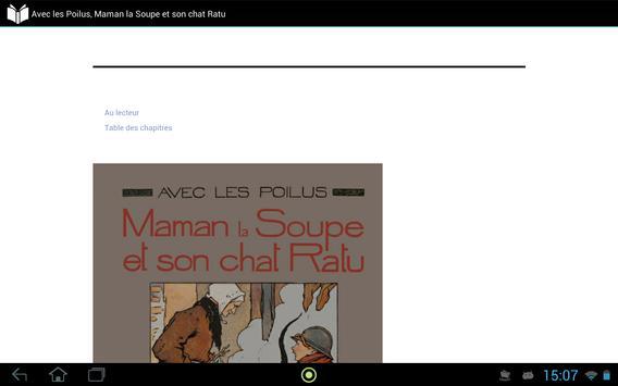 Maman la Soupe et chat Ratu apk screenshot