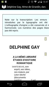 Delphine Gay poster