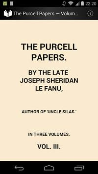 The Purcell Papers — Volume 3 poster