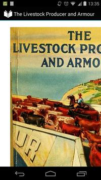 Livestock Producer and Armour poster
