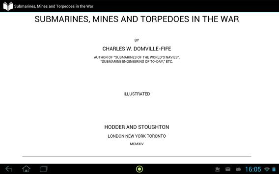 Submarine, Mine and Torpedo apk screenshot