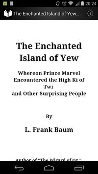 The Enchanted Island of Yew poster