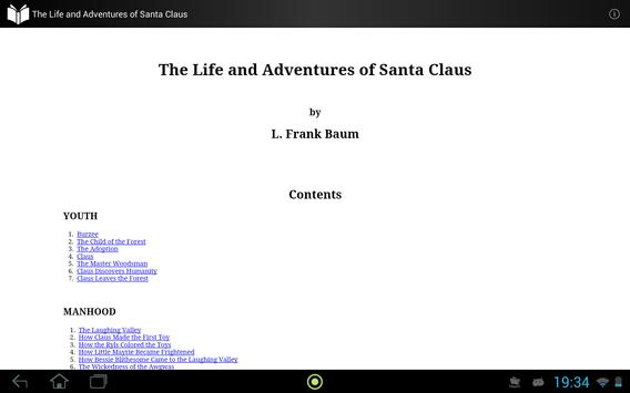 The Life of Santa Claus apk screenshot