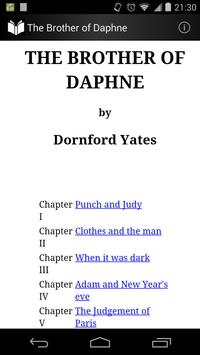 The Brother of Daphne poster