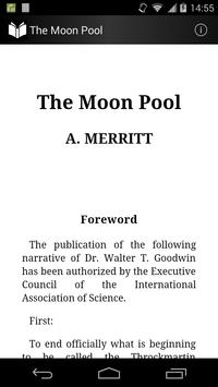 The Moon Pool poster
