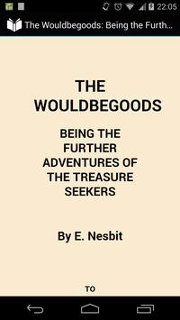 The Wouldbegoods poster