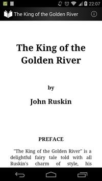 The King of the Golden River poster