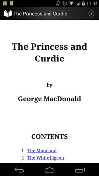 The Princess and Curdie poster