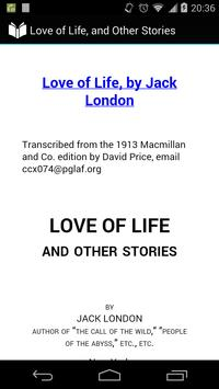 Love of Life poster