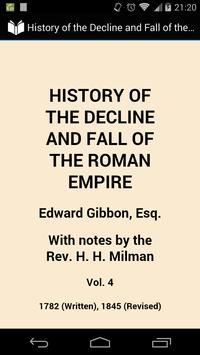 Decline of the Roman Empire 4 poster