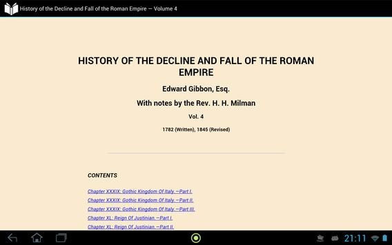 Decline of the Roman Empire 4 apk screenshot